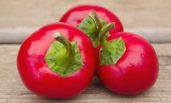 Sementes de Pimenta Cereja (Cherry Bomb)