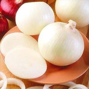 Cebola Branca: 50 Sementes