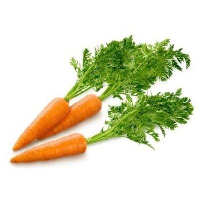 Cenoura Grande: 50 Sementes