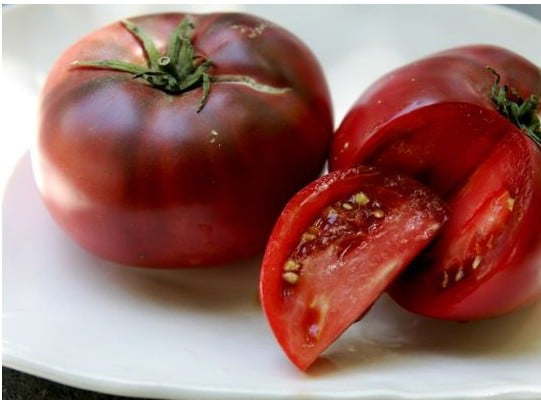 Tomate Black Krim: 20 Sementes
