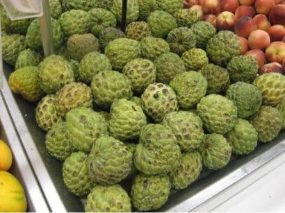 Pinha (Fruta do Conde): 5 Sementes