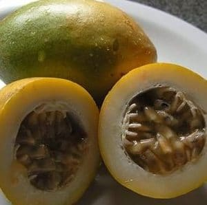 Sementes de Maracujá Doce