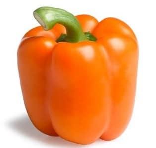 Pimentão Laranja: 10 Sementes