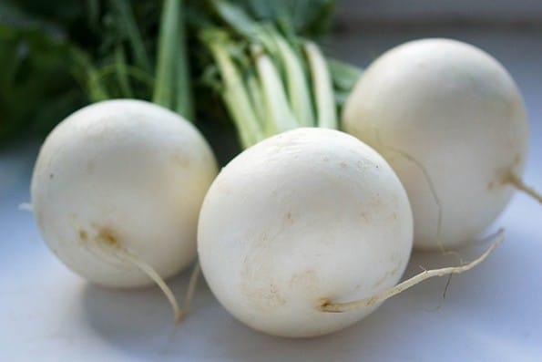 Comprar Sementes de Rabanete Branco