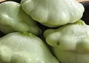 Sementes de Abobrinha Green Finger Tint