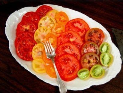 Sementes de Tomate Laranja