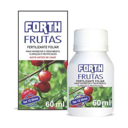 Fertilizante Forth Frutas 60ml