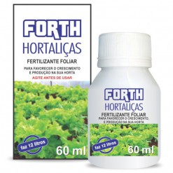 Fertilizante Forth Hortaliças 60ml