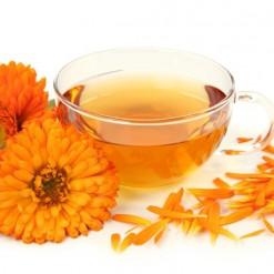 Flores De Calêndula Para Chá